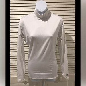 Adidas Golf Long Sleeve Athletic Turtleneck Top